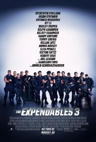 The Expendables 3's cover