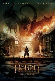 The Hobbit: The Battle of the Five Armies's cover