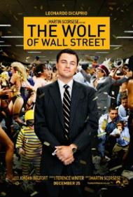 The Wolf of Wall Street's cover