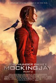 The Hunger Games: Mockingjay - Part 2's cover