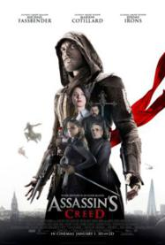 Assassin's Creed's cover
