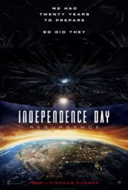 Independence Day: Resurgence's cover