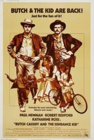 Butch Cassidy and the Sundance Kid's cover