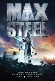 Max Steel's cover