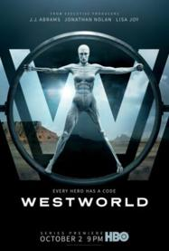 Westworld's cover