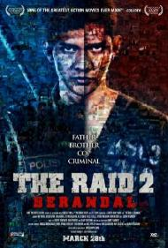 The Raid 2: Berandal's cover