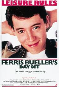 Ferris Bueller's Day Off's cover