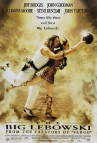The Big Lebowski's cover