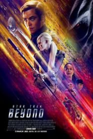 Star Trek Beyond's cover