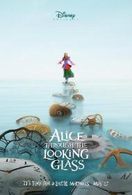 Alice Through the Looking Glass's cover