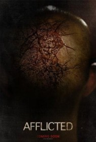 Afflicted's cover