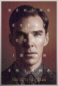 The Imitation Game's cover
