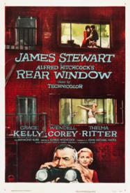 Rear Window's cover