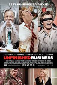 Unfinished Business's cover