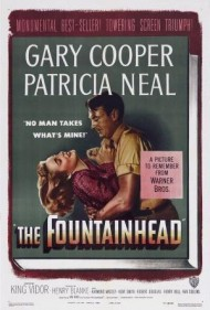 The Fountainhead's cover