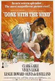 Gone with the Wind's cover