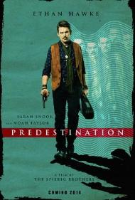 Predestination's cover