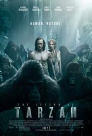 The Legend of Tarzan's cover