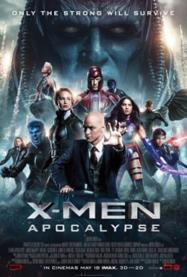 X-Men: Apocalypse's cover