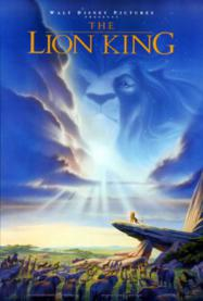 The Lion King's cover