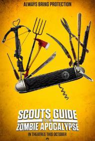 Scouts Guide to the Zombie Apocalypse's cover