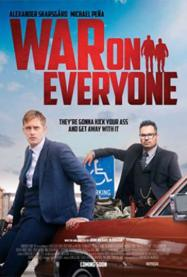 War on Everyone's cover