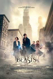 Fantastic Beasts and Where to Find Them's cover