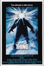 The Thing's cover