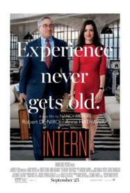 The Intern's cover