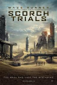 Maze Runner: The Scorch Trials's cover