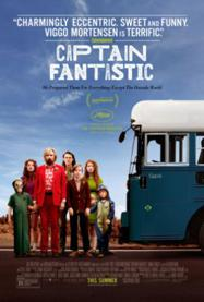 Captain Fantastic's cover