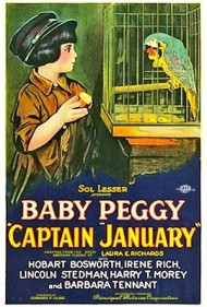 Captain January's cover