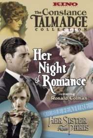 Her Night of Romance's cover