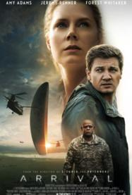 Arrival's cover