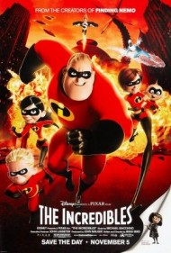 The Incredibles's cover