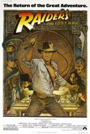 Raiders of the Lost Ark's cover