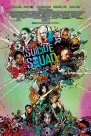 Suicide Squad's cover