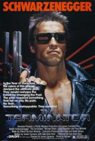 The Terminator's cover