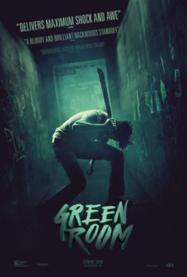Green Room's cover