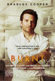Burnt's cover