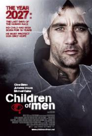 Children of Men's cover