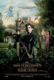 Miss Peregrine's Home for Peculiar Children's cover