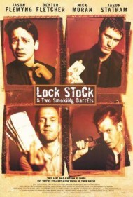 Lock, Stock and Two Smoking Barrels's cover