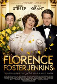 Florence Foster Jenkins's cover