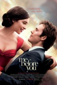 Me Before You's cover