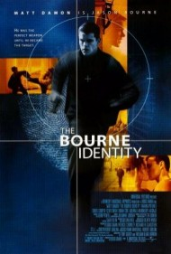 The Bourne Identity's cover