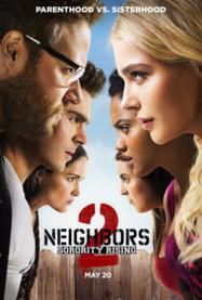 Neighbors 2: Sorority Rising's cover