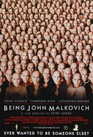 Being John Malkovich's cover