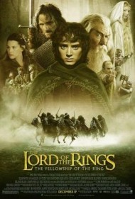 The Lord of the Rings: The Fellowship of the Ring's cover
