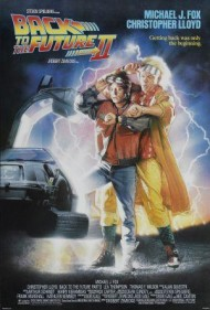 Back to the Future Part II's cover